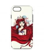 Ariel Illustration iPhone 8 Pro Case