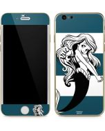 Ariel Stripes iPhone 6/6s Skin