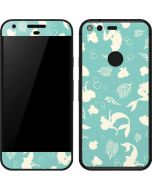 Ariel Under the Sea Print Google Pixel Skin