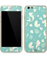 Ariel Under the Sea Print iPhone 6/6s Skin