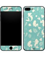 Ariel Under the Sea Print iPhone 8 Plus Skin