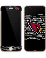 Arizona Cardinals Black Blast iPhone 6/6s Skin