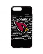 Arizona Cardinals Black Blast iPhone 7 Plus Pro Case