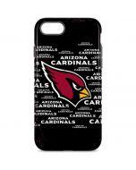 Arizona Cardinals Black Blast iPhone 8 Pro Case