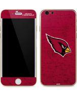 Arizona Cardinals Distressed iPhone 6/6s Skin