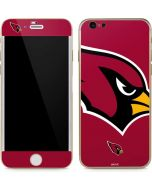 Arizona Cardinals Large Logo iPhone 6/6s Skin