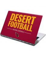 Arizona Cardinals Team Motto Yoga 910 2-in-1 14in Touch-Screen Skin