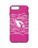 Arizona Cardinals Pink Blast iPhone 7 Plus Pro Case