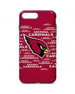 Arizona Cardinals Red Blast iPhone 7 Plus Pro Case
