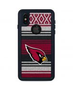 Arizona Cardinals Trailblazer iPhone X Waterproof Case