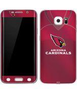 Arizona Cardinals Team Jersey Galaxy S6 Edge Skin