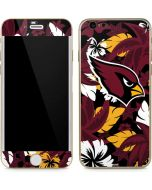 Arizona Cardinals Tropical Print iPhone 6/6s Skin