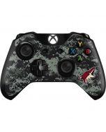 Arizona Coyotes Camo Xbox One Controller Skin