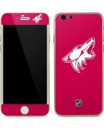 Arizona Coyotes Color Pop iPhone 6/6s Skin
