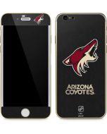 Arizona Coyotes Distressed iPhone 6/6s Skin