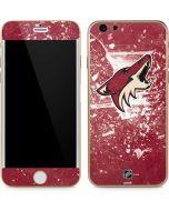 Arizona Coyotes Frozen iPhone 6/6s Skin