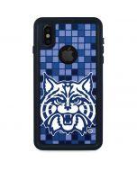 Arizona Wildcat Digi iPhone XS Waterproof Case