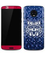 Arizona Wildcat Digi Moto G6 Skin