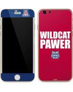 Arizona Wildcat Power iPhone 6/6s Skin