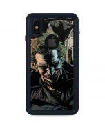 Arkham Asylum - The Joker iPhone X Waterproof Case