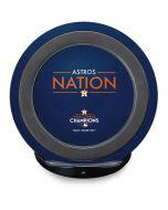 Astros Nation Fast Charge Wireless Charging Stand Skin