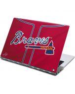 Atlanta Braves Alternate/Away Jersey Yoga 910 2-in-1 14in Touch-Screen Skin