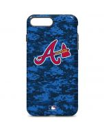 Atlanta Braves Digi Camo iPhone 7 Plus Pro Case