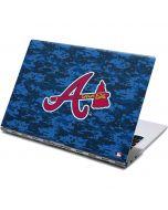 Atlanta Braves Digi Camo Yoga 910 2-in-1 14in Touch-Screen Skin