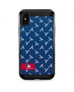 Atlanta Braves Full Count iPhone XS Max Cargo Case