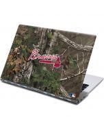 Atlanta Braves Realtree Xtra Green Camo Yoga 910 2-in-1 14in Touch-Screen Skin