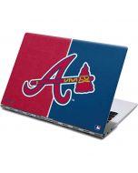 Atlanta Braves Split Yoga 910 2-in-1 14in Touch-Screen Skin