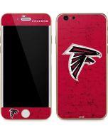 Atlanta Falcons - Alternate Distressed iPhone 6/6s Skin