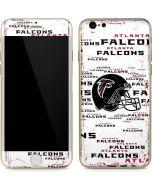 Atlanta Falcons - Blast iPhone 6/6s Skin