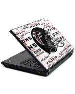 Atlanta Falcons - Blast Lenovo T420 Skin