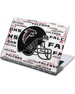 Atlanta Falcons - Blast Yoga 910 2-in-1 14in Touch-Screen Skin