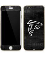 Atlanta Falcons Black & White iPhone 6/6s Skin