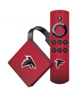 Atlanta Falcons Breakaway Amazon Fire TV Skin