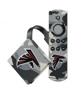 Atlanta Falcons Camo Amazon Fire TV Skin