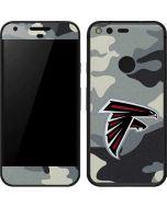 Atlanta Falcons Camo Google Pixel Skin