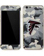 Atlanta Falcons Camo iPhone 6/6s Skin