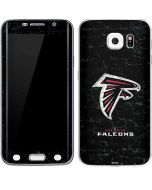 Atlanta Falcons Distressed Galaxy S6 Edge Skin