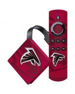 Atlanta Falcons Double Vision Amazon Fire TV Skin