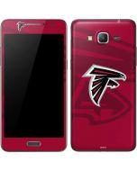 Atlanta Falcons Double Vision Galaxy Grand Prime Skin