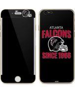 Atlanta Falcons Helmet iPhone 6/6s Skin
