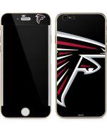 Atlanta Falcons Large Logo iPhone 6/6s Skin