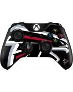 Atlanta Falcons Large Logo Xbox One Controller Skin
