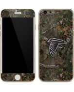 Atlanta Falcons Realtree Xtra Green Camo iPhone 6/6s Skin
