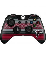 Atlanta Falcons Trailblazer Xbox One Controller Skin