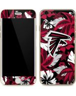 Atlanta Falcons Tropical Print iPhone 6/6s Skin