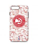 Atlanta Hawks Blast iPhone 7 Plus Pro Case